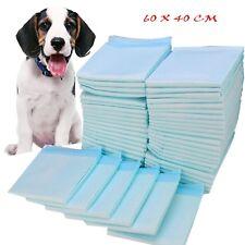 LARGE PUPPY TRAINING PADS TOILET MATS PET DOG CAT PUPPY 20 40 80 ,100 60X40 CM