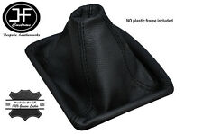 BLACK STITCH FOR MERCEDES W639 VITO VIANO 2004-2009 LEATHER GEAR STICK GAITER