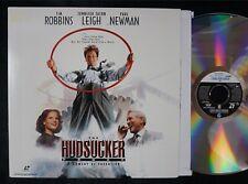 *LASERDISC* THE HUDSUCKER PROXY Tim Robbins/Jennifer Jason Leigh/Paul Newman LD