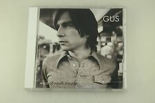 Word of Mouth Parade * by Gus (CD, Mar-1999, Almo Sounds)