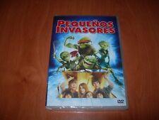 PEQUEÑOS INVASORES DVD EDICIÓN ESPAÑOLA PRECINTADO