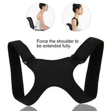 Posture Corrector Support Back Shoulder Brace Belt For Men Women Adult Child DY