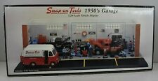 Snap On Tools Diorama 1/24 Scale 1950s Garage Never Displayed Original Boxed