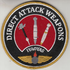 CARRIER AIR WING DIRECT ATTACK WEAPONS IYAOYAS PATCH
