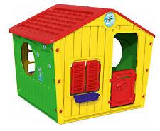 Spielhaus Galilee für Kinder Gartenhaus Kinderspielhaus 140 x 108 x 115,5 cm