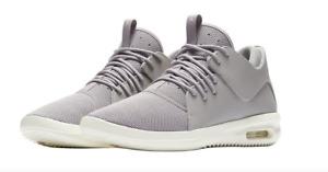 Nike Air Jordan NEW First Class Grey Atmosphere Low-top Sneakers US Mens 9.5