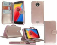 For Motorola Moto G7 /Play /Plus /Power PU Leather Wallet Flip Phone Case Cover