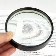 Double Concave Optical Glass Lens Diameter 100mm Focal Length-300mm Minifier 2PC