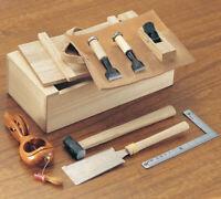"Real miniature carpentry tools kit, Mame-do-raku ""TORYO"", Miki, Banshu, Japan"