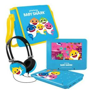 "DP Audio BSDVD701 Baby Shark 7"" Pdvd Player"