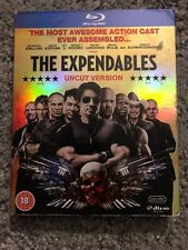 The Expendables (Blu-ray, 2010) Includes Slipcover