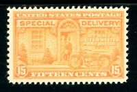USAstamps Unused XF US Special Delivery Scott E16 OG MNH