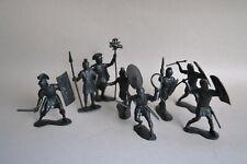 Figures 6 cm  Set 8 st. remake Marx Toys plastic USSR UdSSR