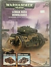 Warhammer 40K Astra Militarum LEMAN RUSS DEMOLISHER or Executioner/Punisher New
