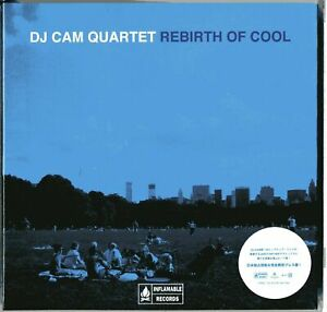DJ CAM QUARTET-REBIRTH OF COOL-JAPAN MINI LP CD Ltd/Ed E78