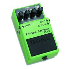 Boss Ph-3 Phase Shifter New Guitar Effects Pedal Phaser