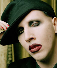 Marilyn Manson UNSIGNED photo - B704 - American musician, songwriter and actor