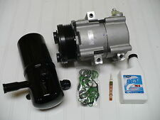 1998-2002 FORD CROWN VICTORIA (with 4.6L engines) NEW A/C AC COMPRESSOR KIT