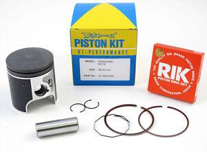 Kawasaki KR1S 250 56.00mm Bore Mitaka Racing Piston Kit Also KDX125 - 55.95mm B