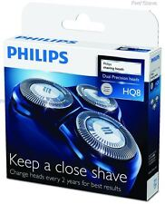 NEW PHILIPS HQ8 HQ 8 + HQ177 SENSOTEC/POWER TOUCH Shaver/Razor Replacement HEADS