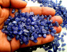 1 KG (5000 CT) EARTH MINED NATURAL BLUE TANZANITE ROUGH GEMSTONE LOT