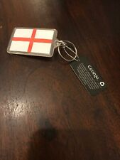 ENGLAND FOOTBALL KEY RING NEW WITH TAGS