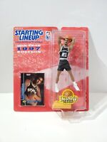 1997 Kenner Starting Lineup SLU Tim Duncan Rookie NBA Spurs Action Figure NIP