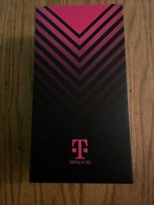 REVVL V Plus 5G Phone 64GB Black (T-mobile)