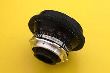 Vintage lens Flektogon  4 / 25mm  PL mount Arri Red URSA Arriflex