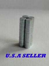 50PCS 5mm X 1mm Round Disc Strong Rare Earth Magnets Neodymium N35 U.S SHIPPED