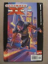 Ultimate X-Men #1 Marvel Comics 2001 Series Mark Millar