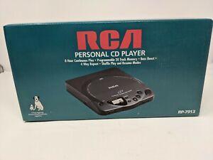 RCA PERSONAL CD PLAYER WALKMAN Model RP-7913 - BRAND NEW