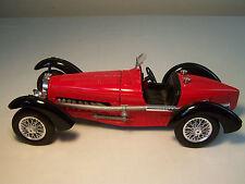 Burago --1/18 - 1934 - Bugatti Type 59 Diecast------