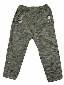 New Nike WASHINGTON WIZARDS Men's NBA Spotlight Practice Pants Size 2XL in Gray!