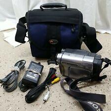 Sony Handycam Dcr-Trv280 Camcorder Digital 8 Video Camera Transfer Bundle