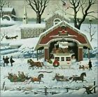 Charles Wysocki 'Twas The Twilight Print Signed & Numbered With COA
