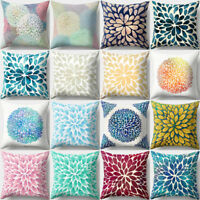 CW_ KQ_ Geometric Ptint Waist Throw Pillow Case Sofa Bed Cushion Cover Home Deco