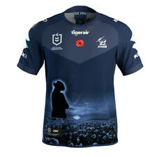 Melbourne Storm 2020 Anzac Jersey Mens Sizes Small - 5XL, Womens & Kids NRL ISC