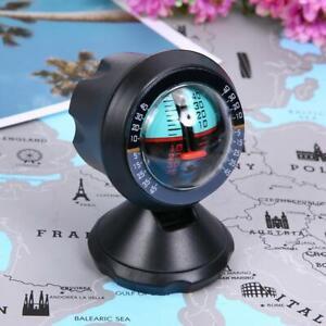 Car Inclinometer Level Tilt Gauge Indicator Slope Meter Gradient Balancer