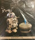 STAR WARS R2-D2 DELUXE SIDESHOW 1/6 SCALE FIGURE
