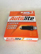 FOUR(4) Autolite 4164 12mm Spark Plug BOX Motorcycle/Cycle/Small Engine/Marine