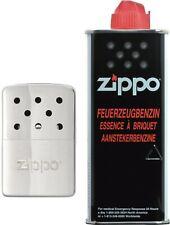 ZIPPO Handwärmer kleines Modell + ZiPPOBenzin Taschenofen Taschenwärmer 60001661