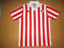 RARE ATHLETIC BILBAO 1991 1992 KAPPA SHIRT Football Shirt