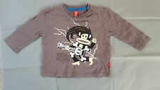 Paul Frank t-shirt showing a rock star playing an electric guitar  - Size 3 yrs