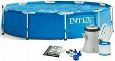 Intex 28212gn piscina metal Frame 366x76 con depuradora