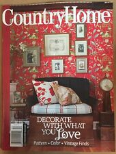 Country Home Decorate With What You Love Vintage Finds 2015 FREE SHIPPING!