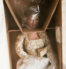 "Ashton-Drake ""Diana, Visionary of Style"" Porcelain Doll NIB w/ CoA #96003 Great!"