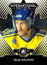 2013-14 ITG Decades 1990s Gold #4 Borje Salming