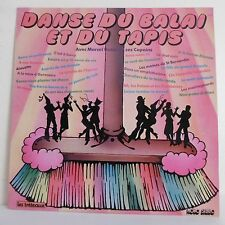 """33T Marcel DUTOIS J. NOUYEZ Vinyle LP 12"""" DANSE DU BALAI ET TAPIS -TRETEAUX 6232"""