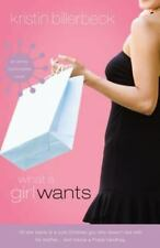 What a Girl Wants (Ashley Stockingdale Series #1)